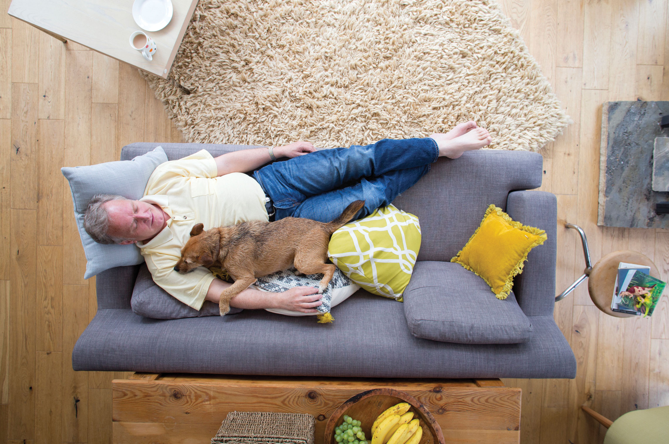 Caught Napping? It Might Just Be Good for You