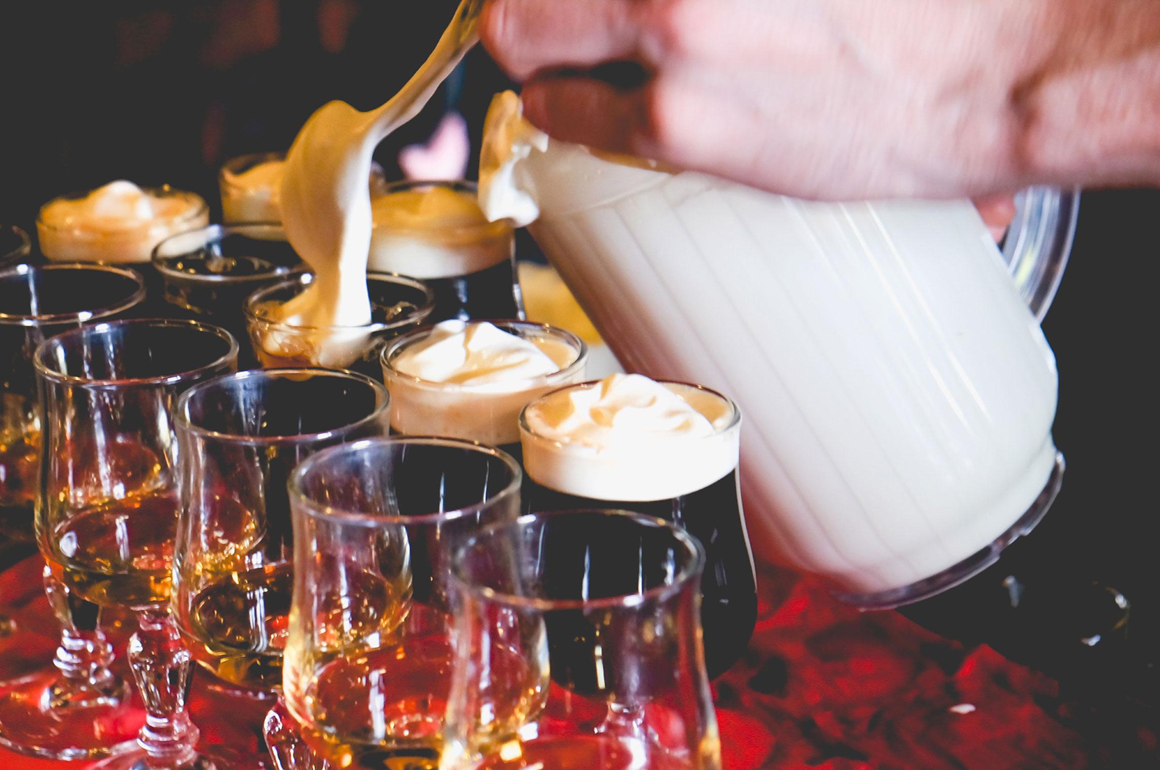 Luck O' the Irish Coffee