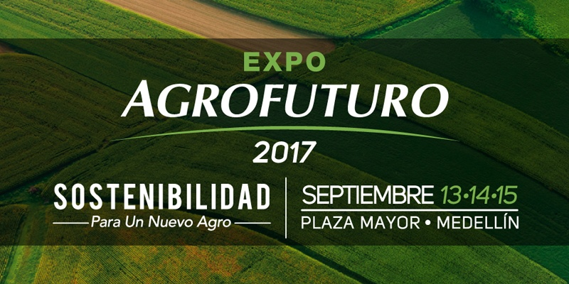 EXPO AGROFUTURO 2017: to Colombia for sustainable agriculture