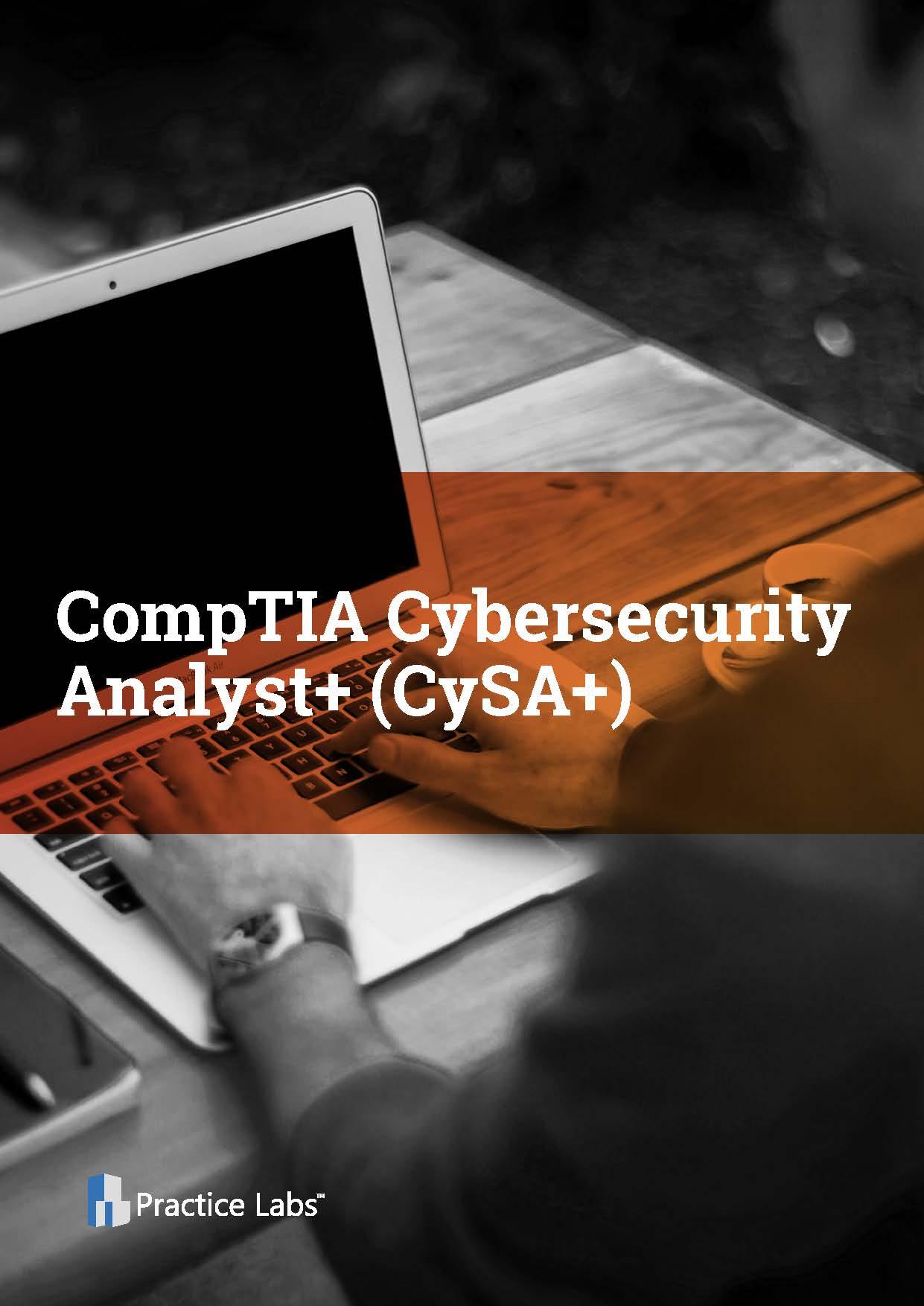 CompTIA Cybersecurity Analyst+ (CySA+)