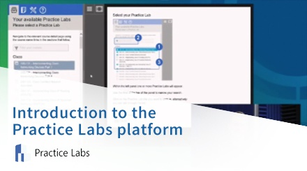 Introduction To The Practice Labs Platform