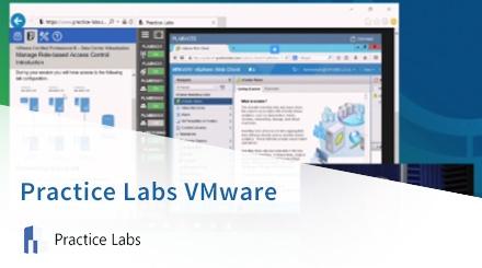 Practice Labs VMware