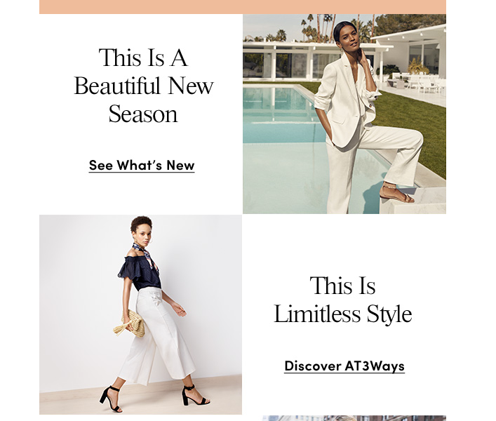 welcome series example ecommerce brand Ann Taylor