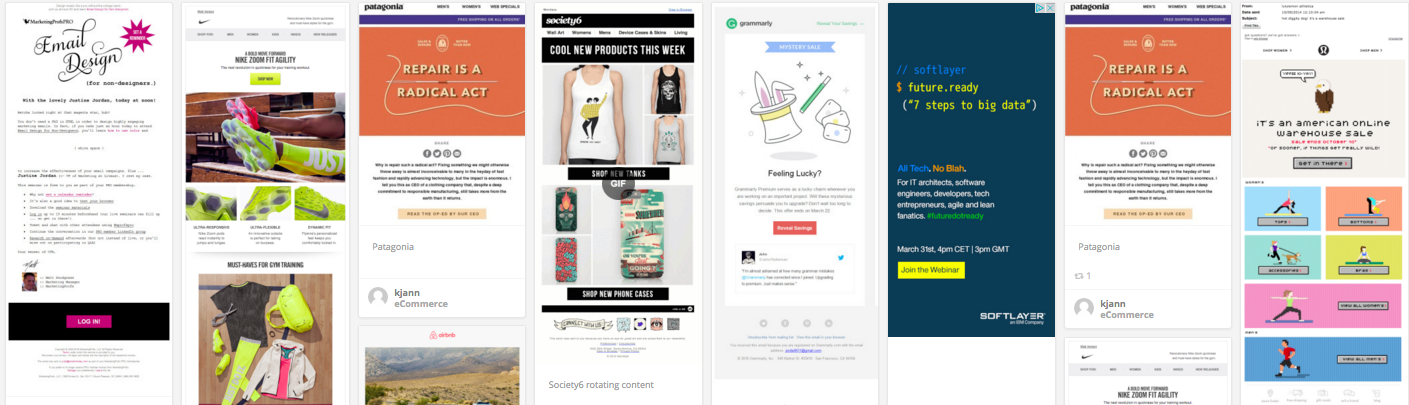 7 Sources Of Ecommerce Marketing Inspiration Ometria
