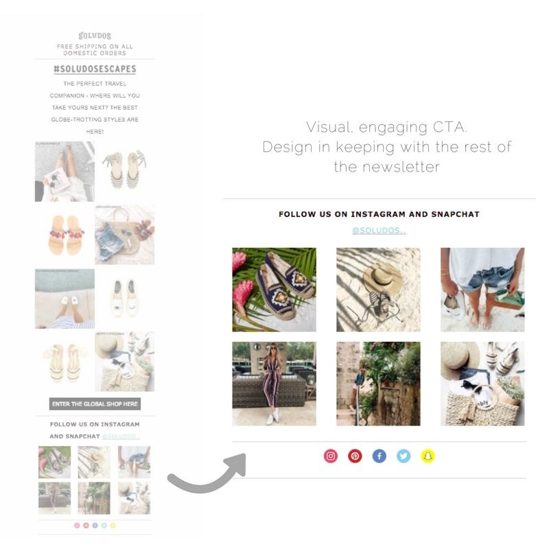 Soludos email marketing_social media promotion