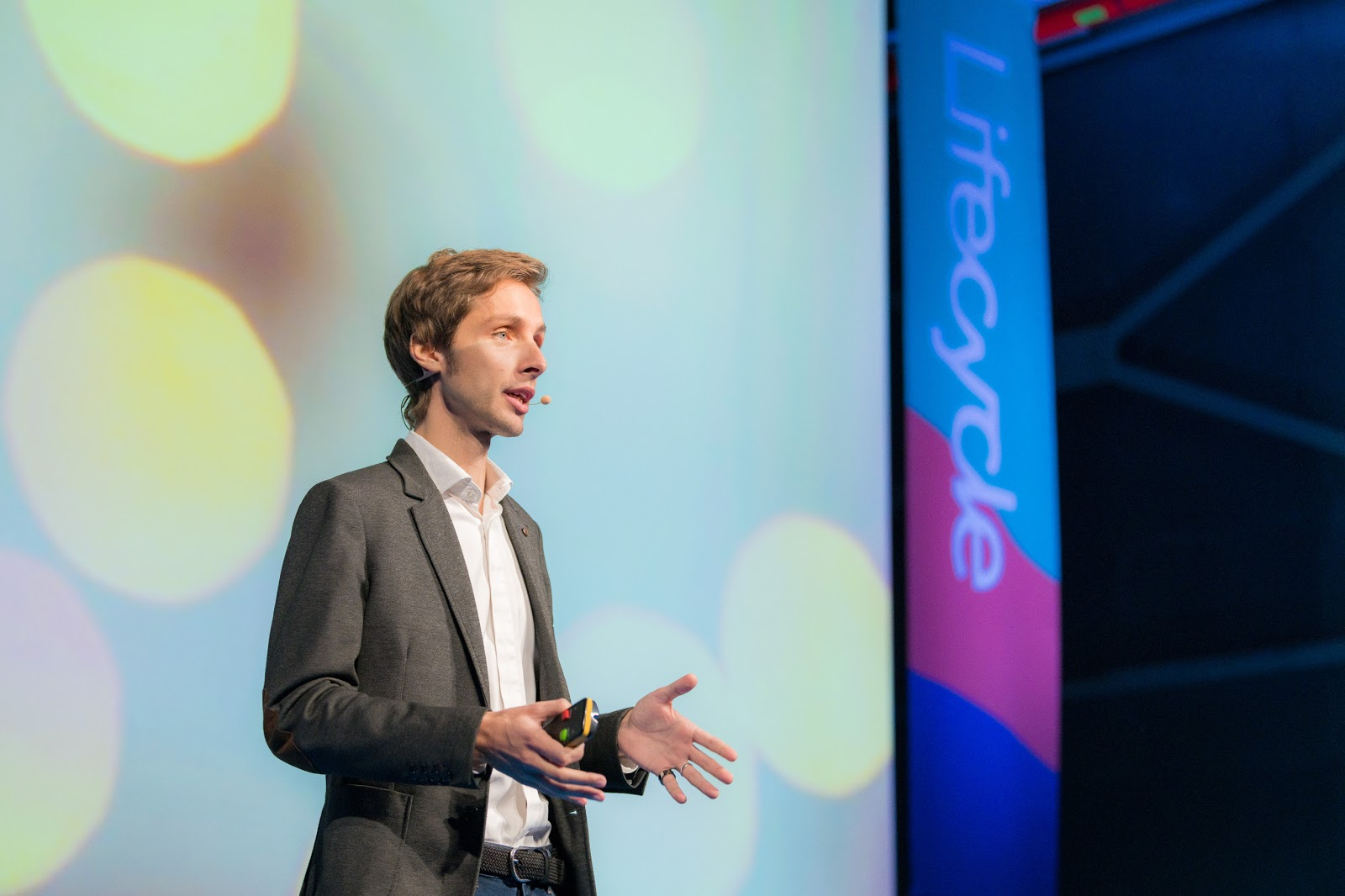 What we learned from keynote speakers at Lifecycle19-6