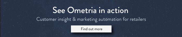 Triggered email for retailers by Ometria - find out more