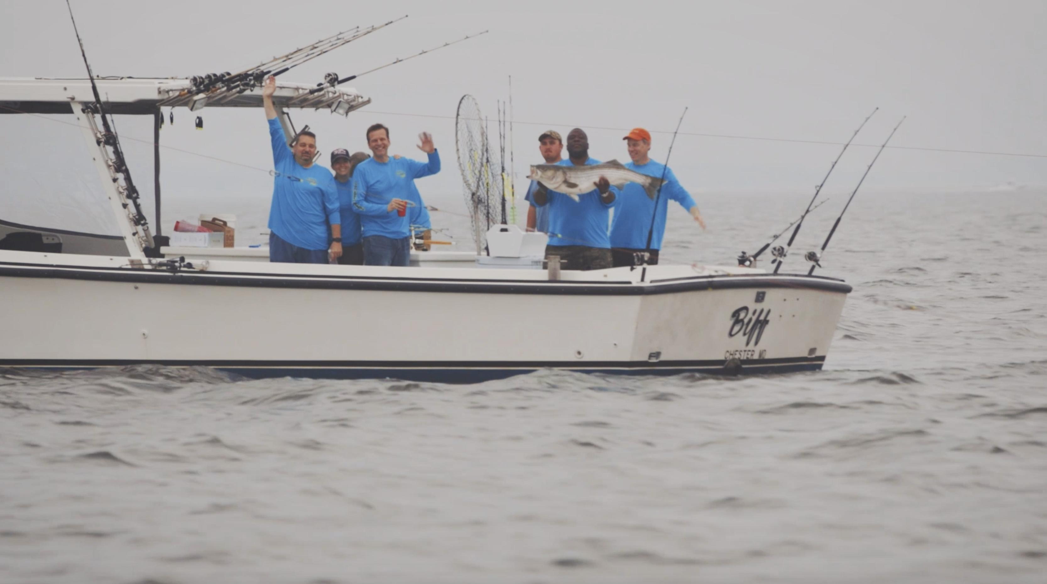 winning catch, big fish, angler