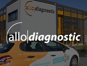 Allo Diagnostic Logotype