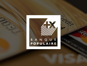 Banque Populaire Logotype