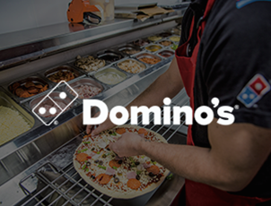 Dominos Pizza Logotype