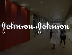 Johnson Johnson Logotype