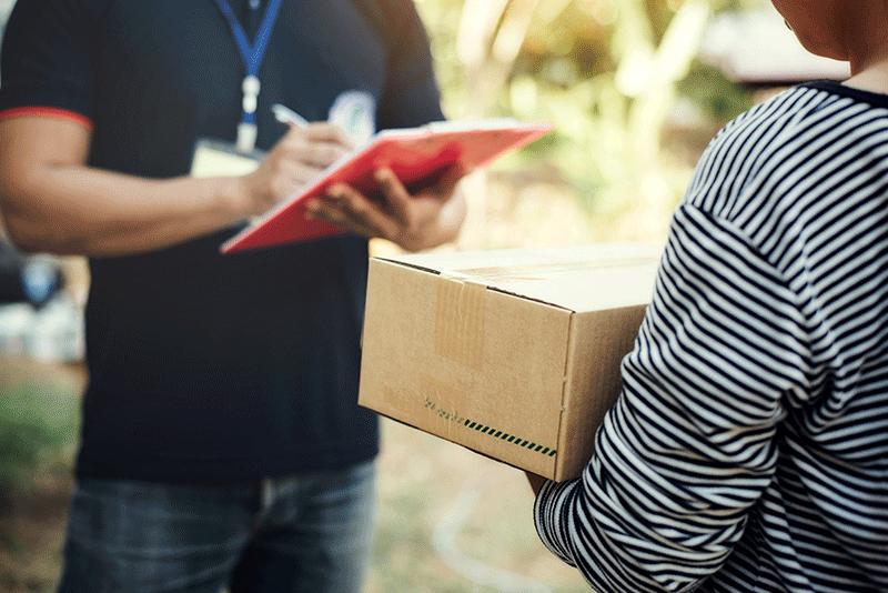 Heurs et malheurs de la livraison à domicile en temps de crise