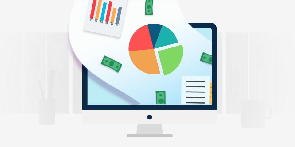 Gerente evaluando la inversión necesaria para controlar sus inventarios.