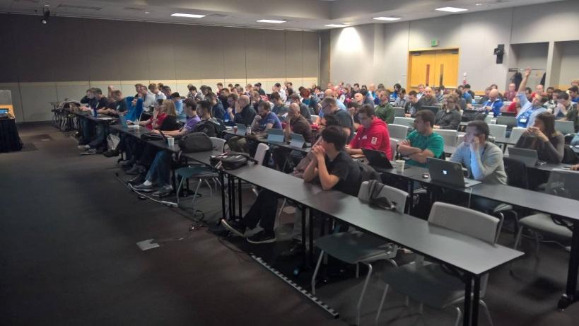 Windows dev MVPs in sessie