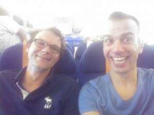 Danny_Luc_vliegtuig