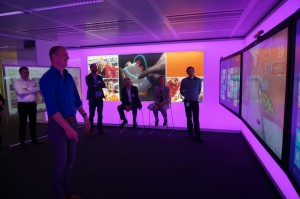 EBC Experience Room