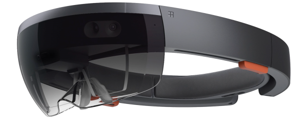 HoloLens. Afbeelding: Microsoft