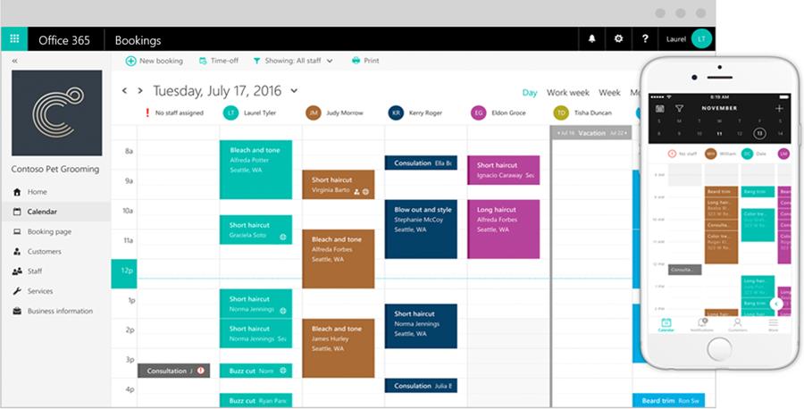 Microsoft-Bookings-Calendar