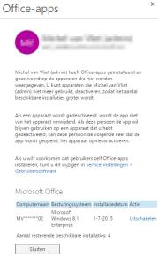 Office 365 Pro Plus activatie van gebruikers-3