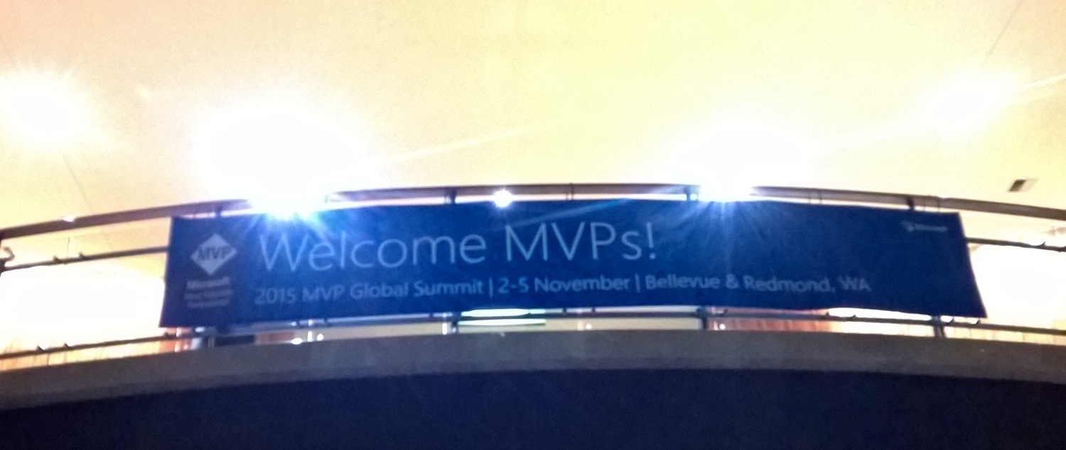 Welcome MVPs