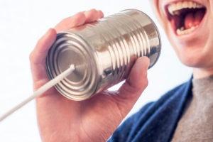 communicatie door blik