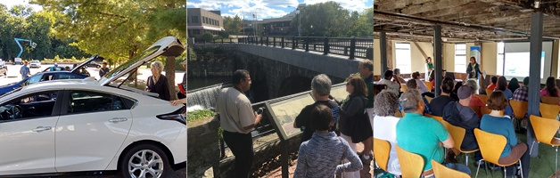 Pictures from the Pawtucket Hydro 2016 tour.