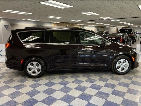 Used Chrysler Pacifica Plug-in Hybrid Touring Plus, 2018