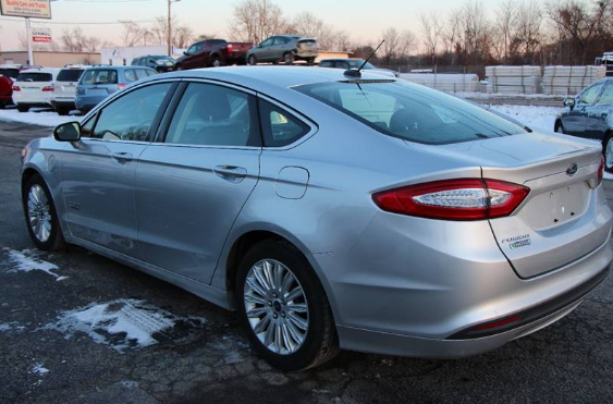 Used Ford Fusion Energi SE, 2013