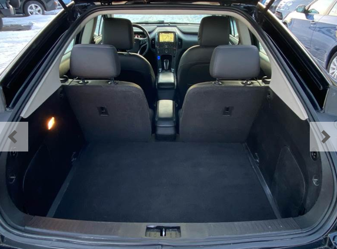 Used Chevrolet Volt Premier, 2013