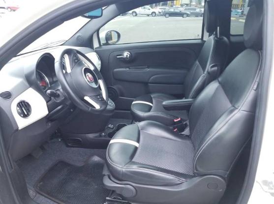 Used Fiat 500e Base, 2017