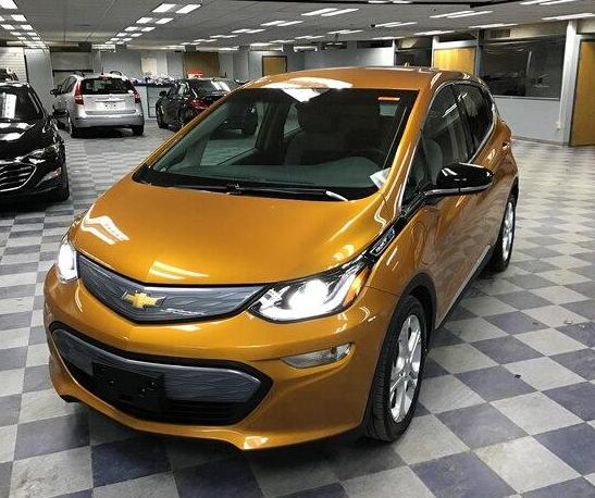 Used Chevrolet Bolt LT, 2017