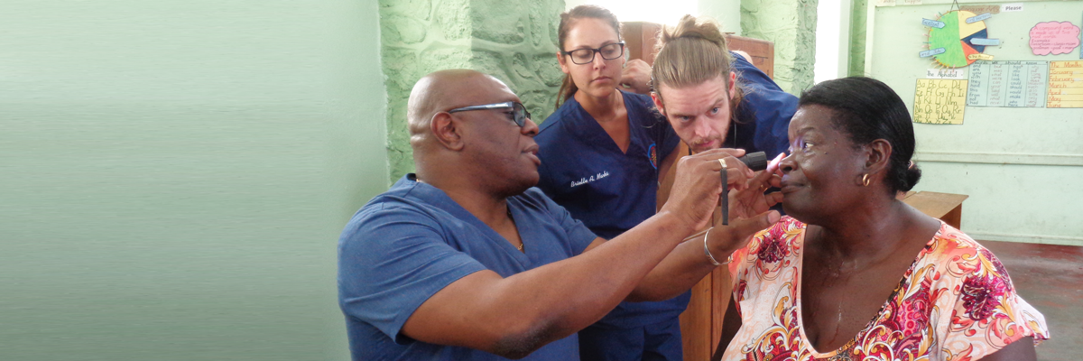 Trinity and SVG Rotary Bring Medical Care to Windward Islanders