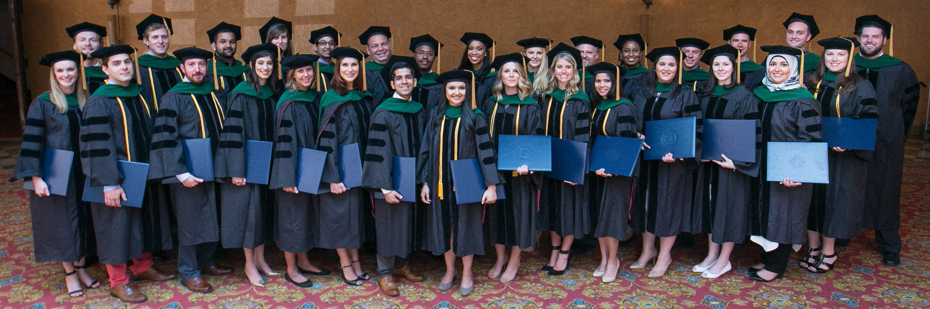 Trinity School of Medicine 2016 Graduate Physicians