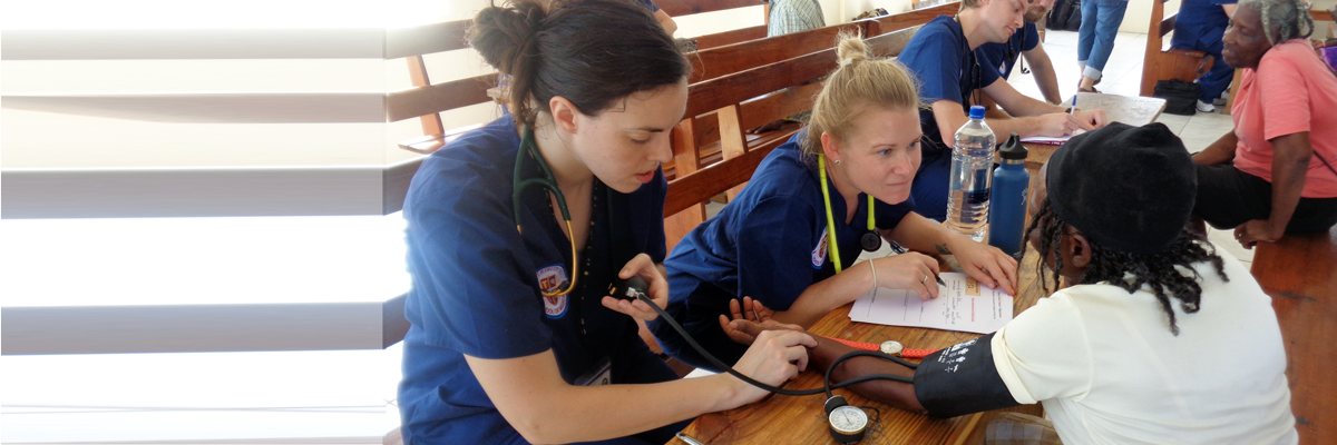 Students and Faculty Travel to Mayreau for Medical Mission Trip