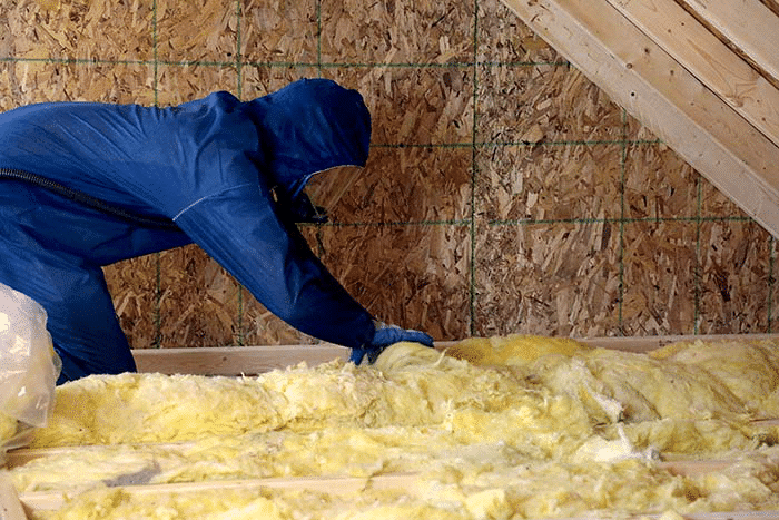 Why Does Old Insulation Need To Be Removed From The Attic Before Installing Spray Foam