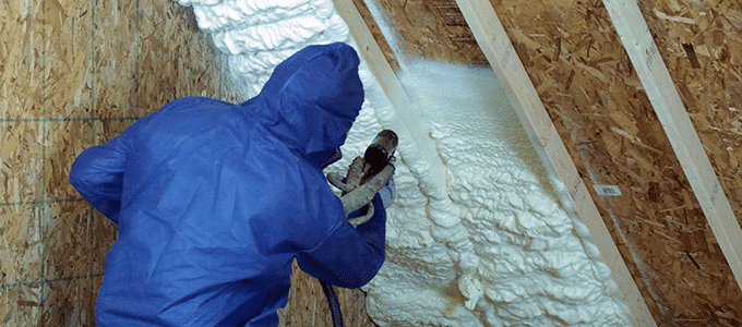 What is Spray Foam Insulation? What it's Made of, How it