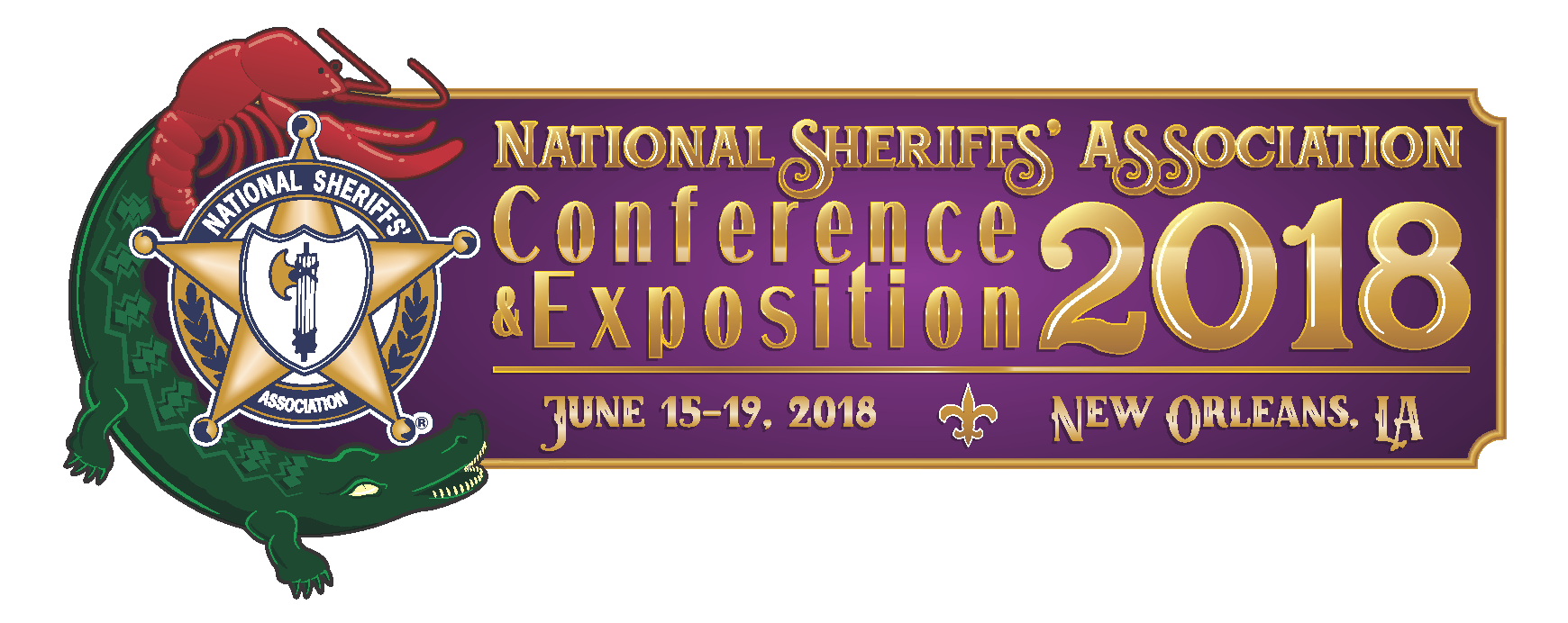National Sheriffs Association Conference & Expo 2018