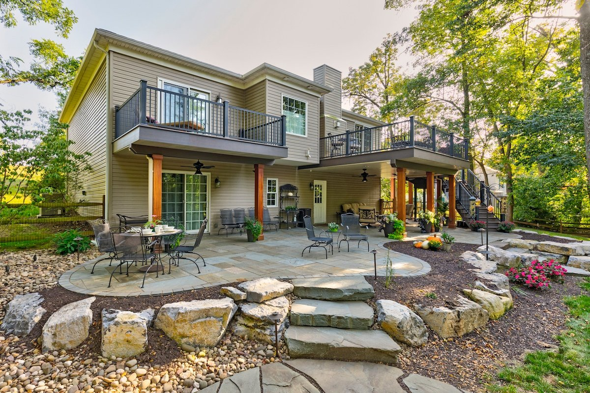 Patio And Deck Combinations Which To Do First Ideas And Pro Design Construction Tips