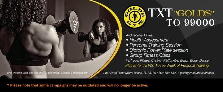 EZTexting_Gym_Membership