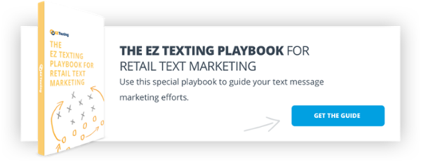 Using Text Messaging for Retail Promotions