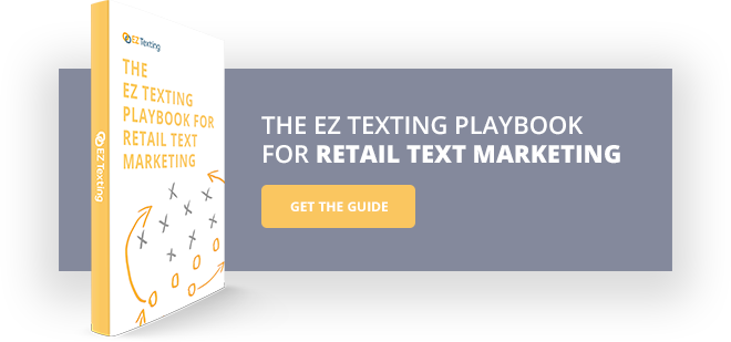 Text Messaging for Retail Promotions