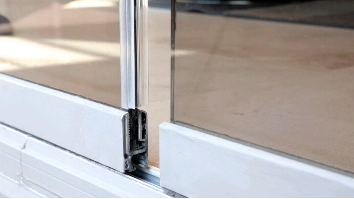Sliding glass door seals saudireiki sliding glass door weatherproofing keeps the elements out eventelaan Gallery