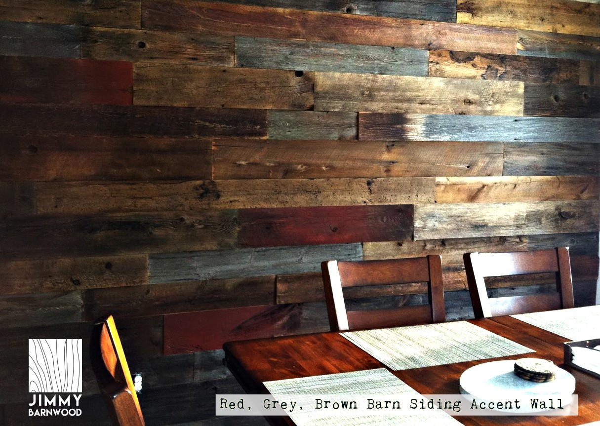 12 Different Types And Colors Of Barnwood Accent Walls