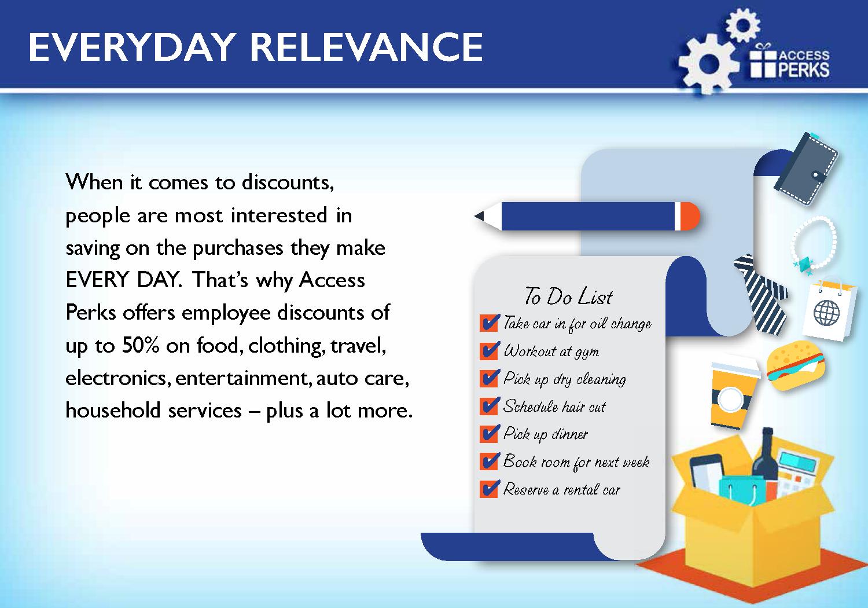 Access Perks | Employee Discount Programs | Employee Engagement