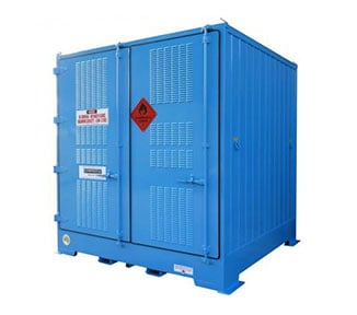 Relocatable Chemical Storage