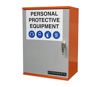 PPE Storage and Hazmat Boxes