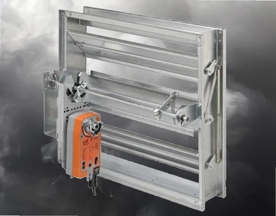 How Do Smoke Dampers Work?
