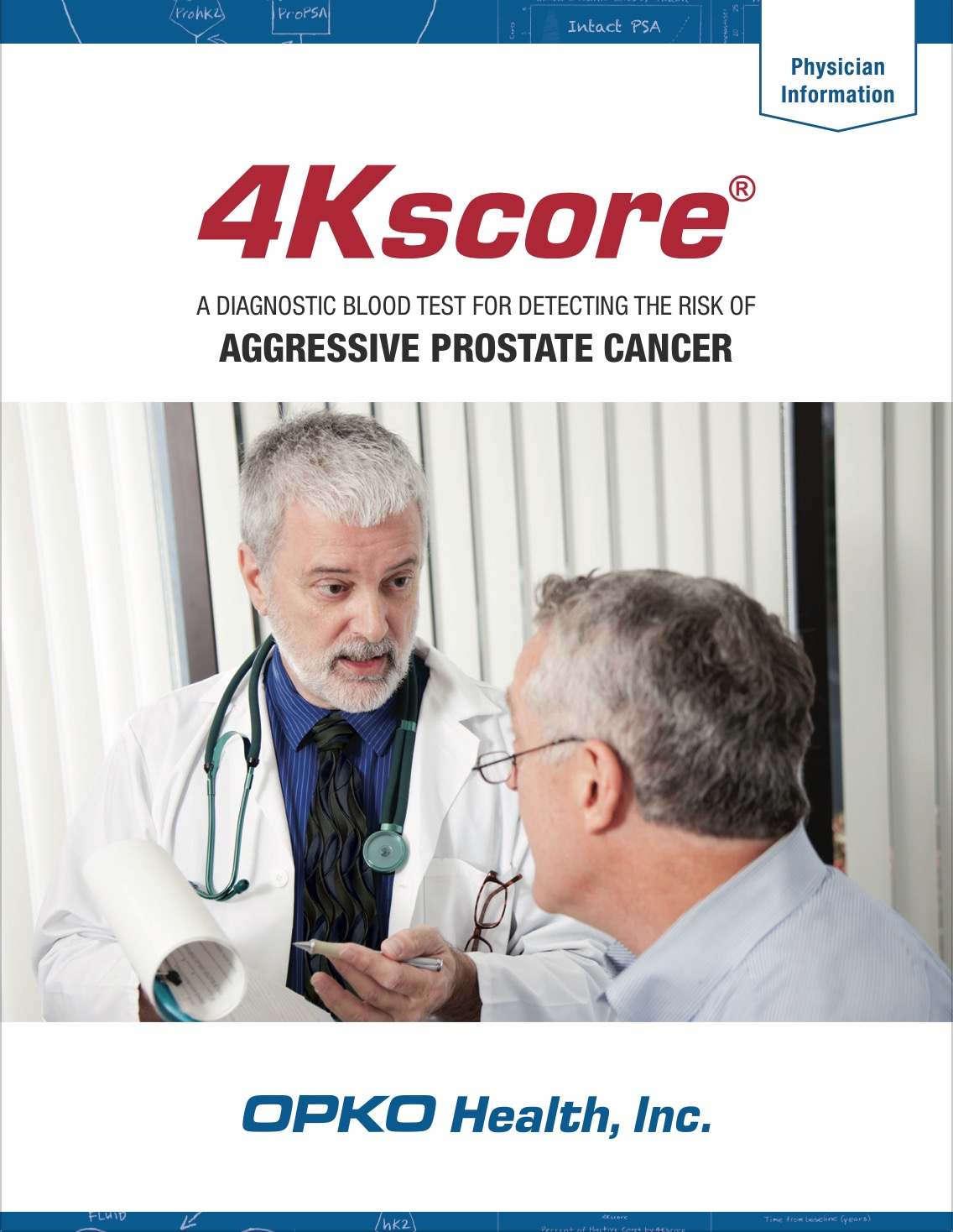 4Kscore Physician Brochure