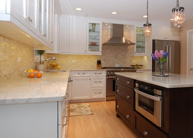 Chicago Kitchen Design Ideas Why Should I Put My Microwave There